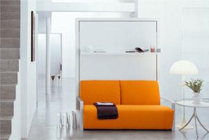 Ito di clei arredamenti trasformabili il divano fiore for Arredamenti clei