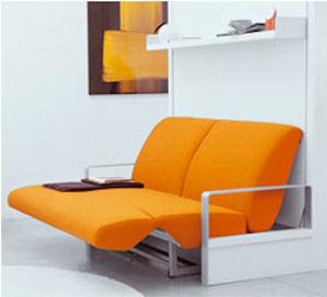 Ito di clei arredamenti trasformabili il divano fiore for Arredamenti trasformabili