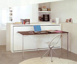 Poppi desk 90 120 di clei arredamenti trasformabili il for Arredamenti trasformabili