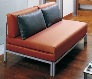 Willy di milano bedding divani letto trasformabili il for Divano 80 cm